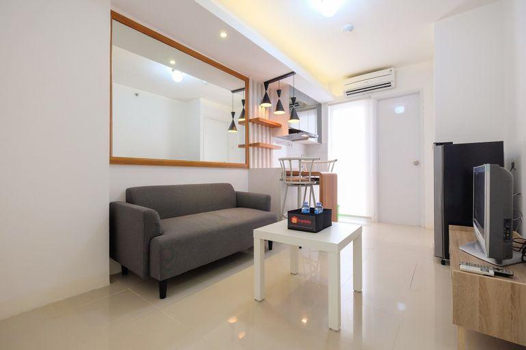 Compact Bassura City Apartment near Jatinegara, East Jakarta