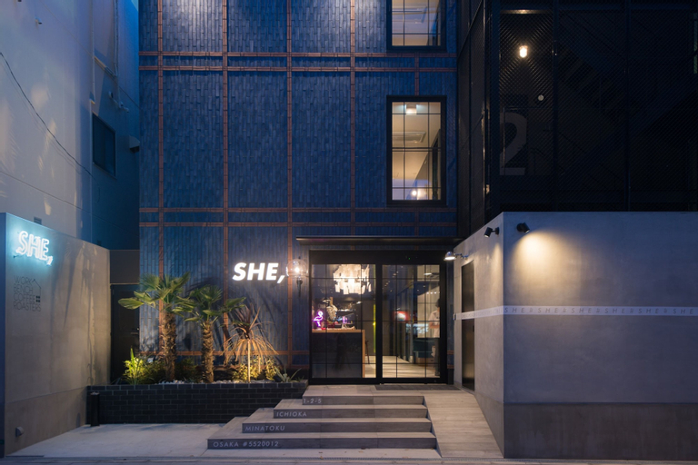 HOTEL SHE, OSAKA, Osaka