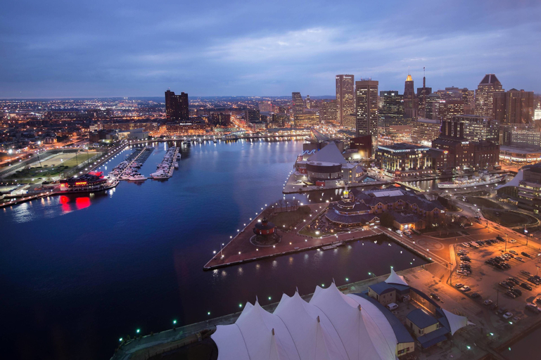 Baltimore Marriott Waterfront, Baltimore