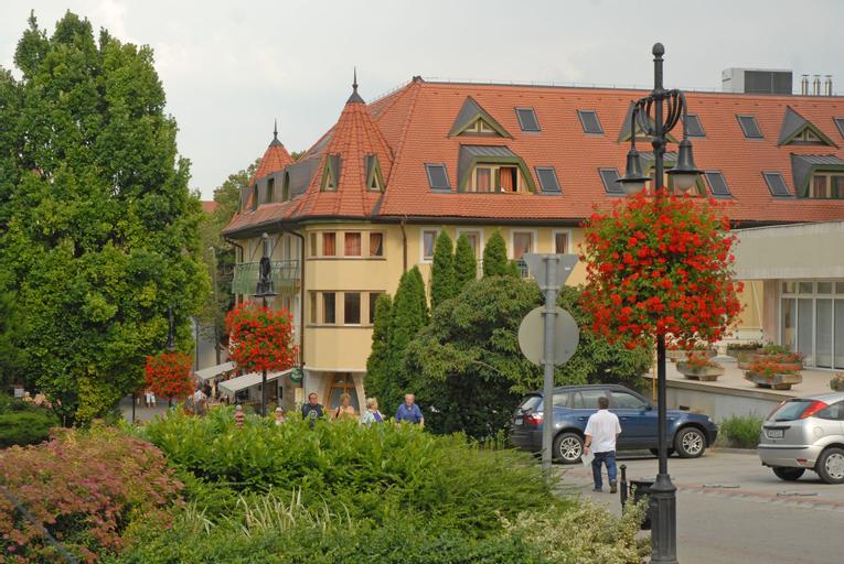 Hotel Kalma, Hévíz/Keszthely