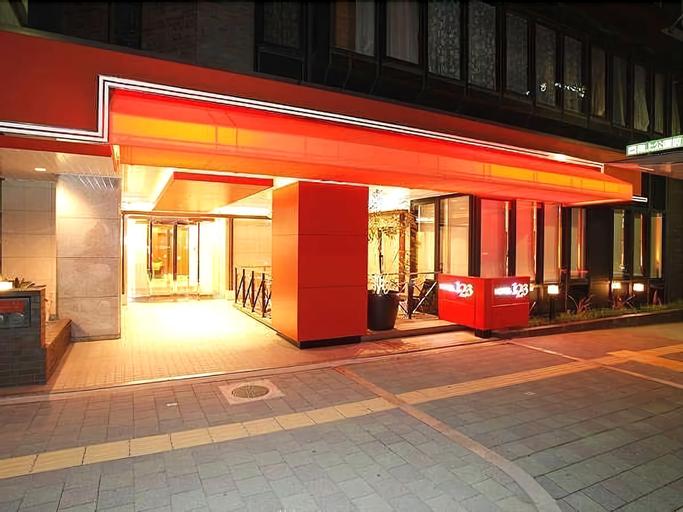 Hotel 1-2-3 Kobe, Kobe