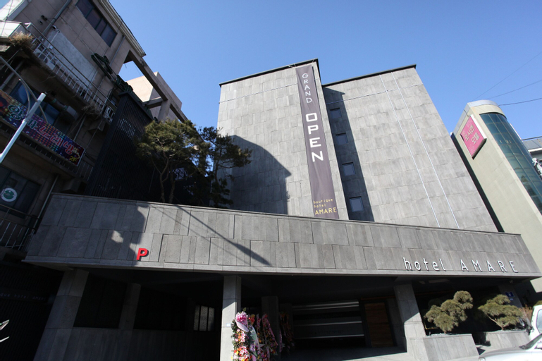 Amare Hotel, Yeonsu