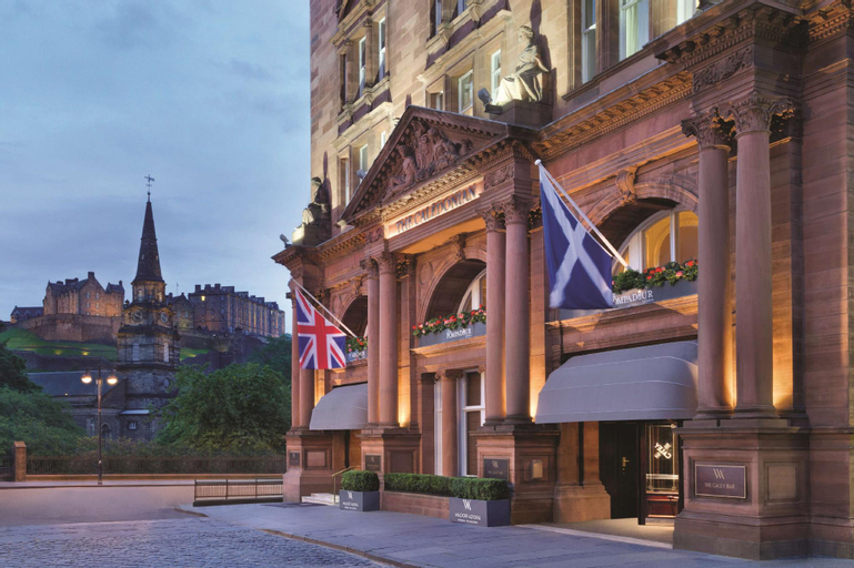Waldorf Astoria Edinburgh - The Caledonian, Edinburgh