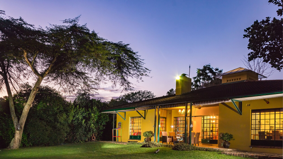 Jacana Gardens Guest Lodge, Harare
