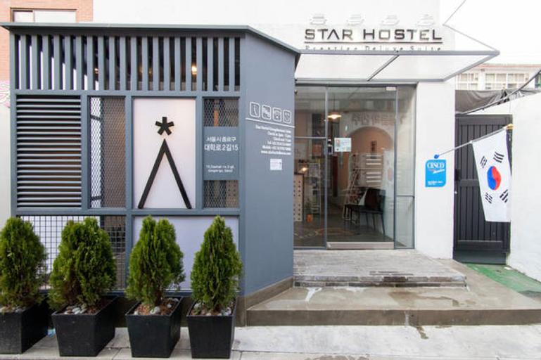 Star Hostel Dongdaemun Suite, Jongro