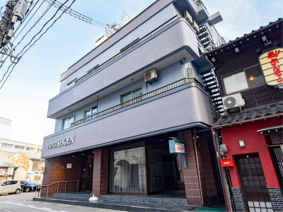 Hotel Syoen, Toyama