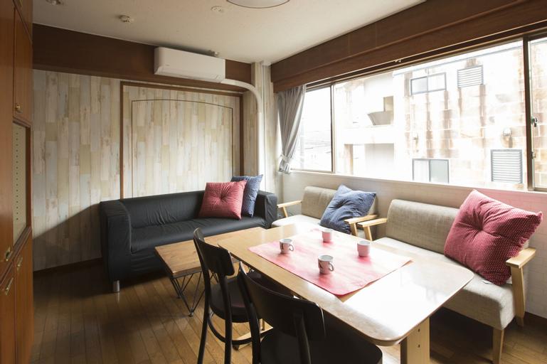 Hostel Pumpkey TOKYO, Shinjuku
