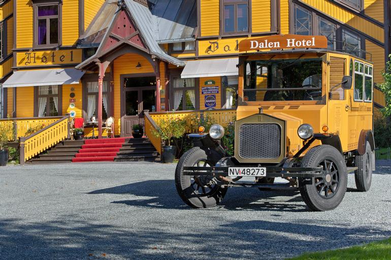 Dalen Hotel, Tokke