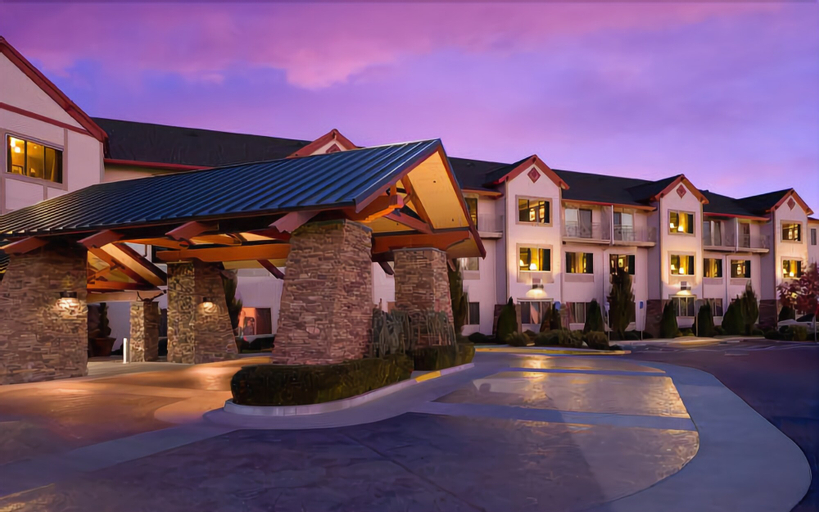LODGE AT FEATHER FALLS CASINO, Butte