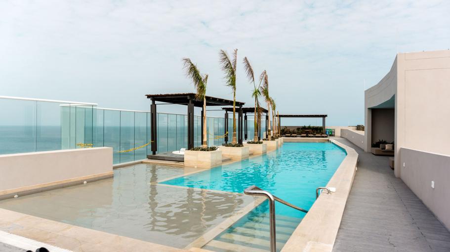 Apartamentos Suiteline Oceanfront, Santa Marta (Dist. Esp.)