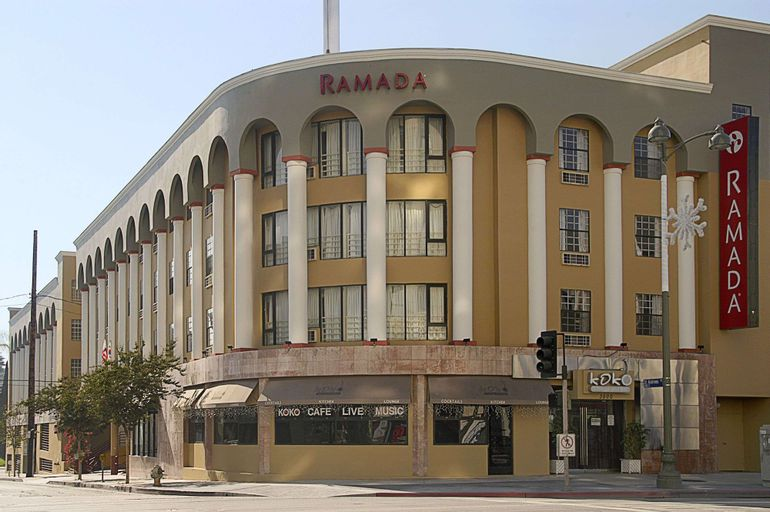 Ramada by Wyndham Los Angeles/Wilshire Center, Los Angeles