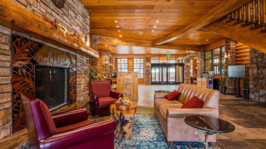 Best Western Premier Brian Head Hotel & Spa, Iron
