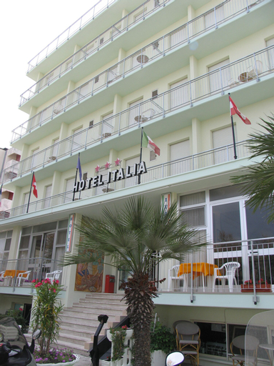 Hotel Italia, Ancona