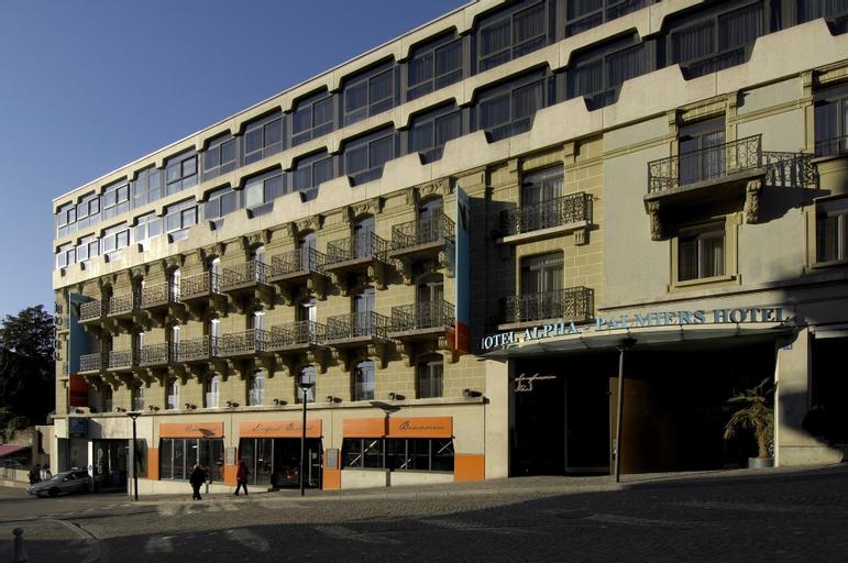 Alpha-Palmiers Hotel by Fassbind, Lausanne