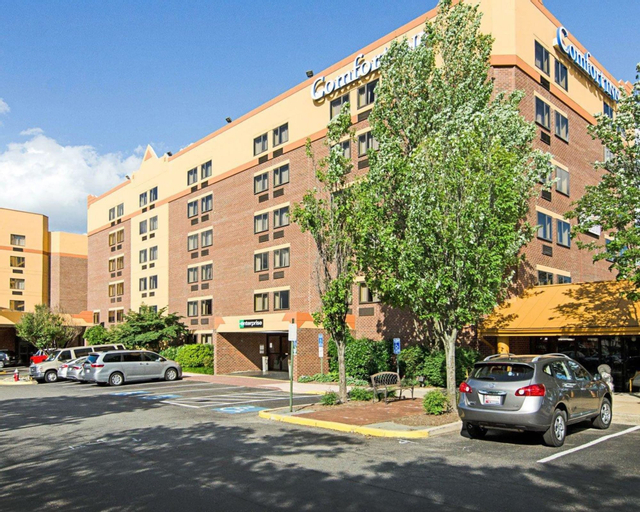 Comfort Inn University Center, Fairfax City