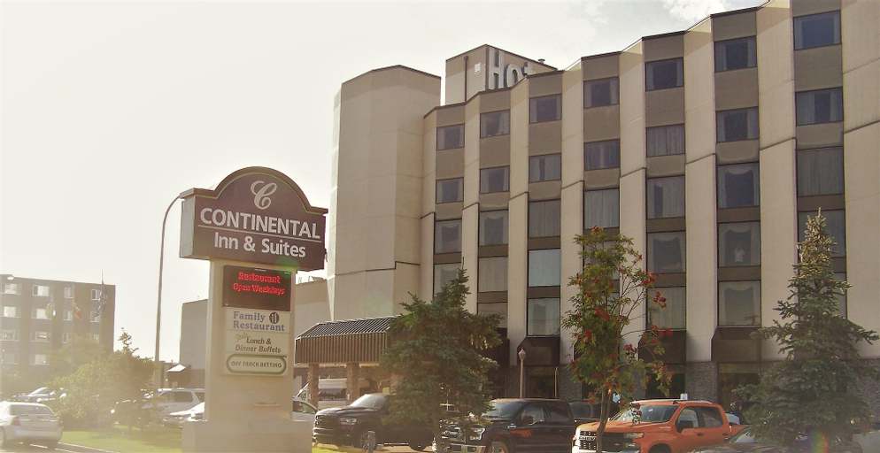 Continental Inn & Suites, Division No. 11
