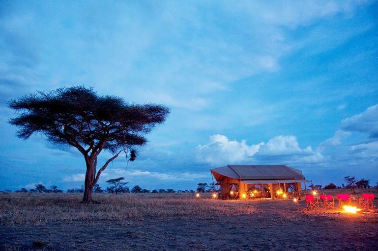 Pumzika Luxury Safari Camp, Serengeti