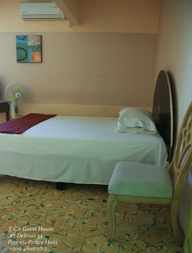 T-CA Guest House & Resto, Port-au-Prince