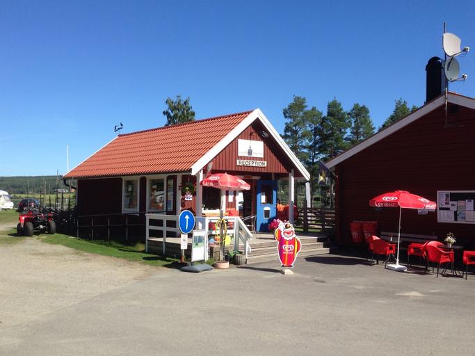 Ljusdals Camping, Ljusdal