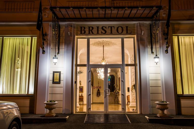 Bristol Hotel, Krasnodar gorsovet