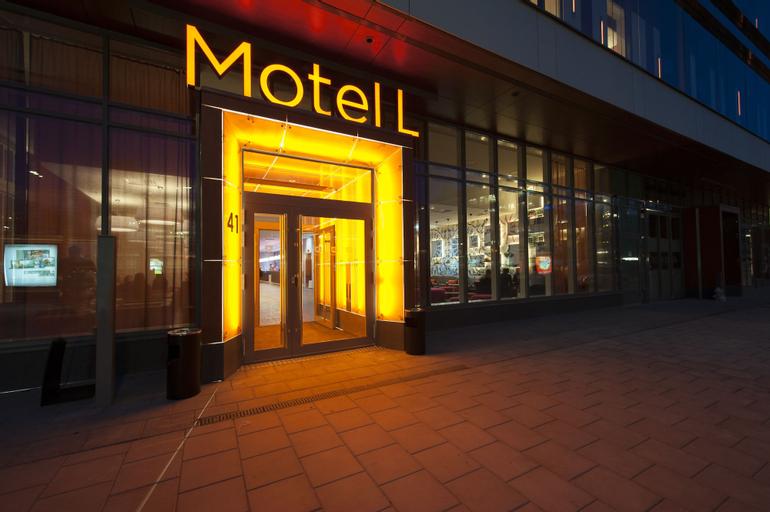 Motel L Hammarby Sjöstad, Stockholm