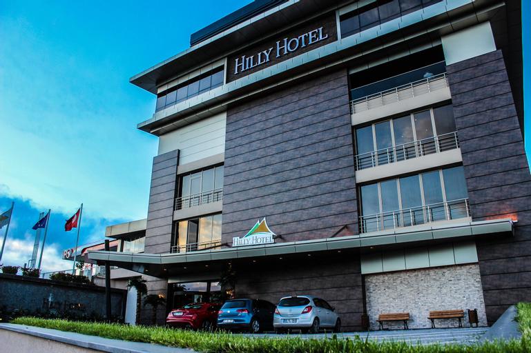 Hilly Hotel - Boutique Class, Merkez
