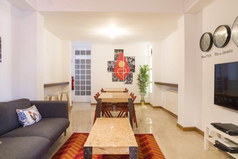 123 Embaixador Hostel, Lisboa
