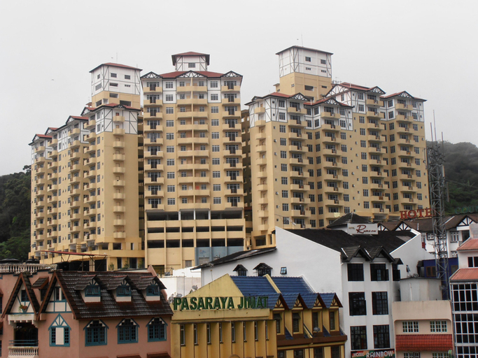 Cameron View Apartment @ Crown Imperial Court Brinchang, Cameron Highlands