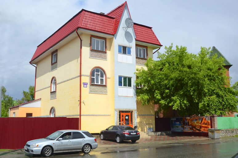 Hotel-Center Antey, Novosibirskiy rayon