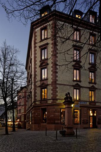Libertine Lindenberg, Frankfurt am Main