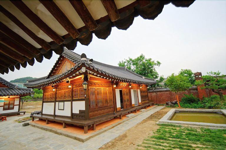 Hanok Hotel Dong Nak Won, Jeonju