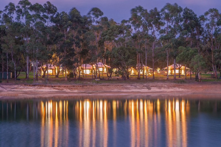 Olio Bello Lakeside Glamping, Augusta-Margaret River