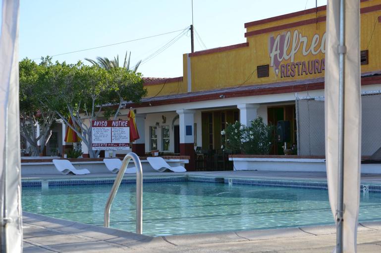 Las Palmas Hotel, Mexicali