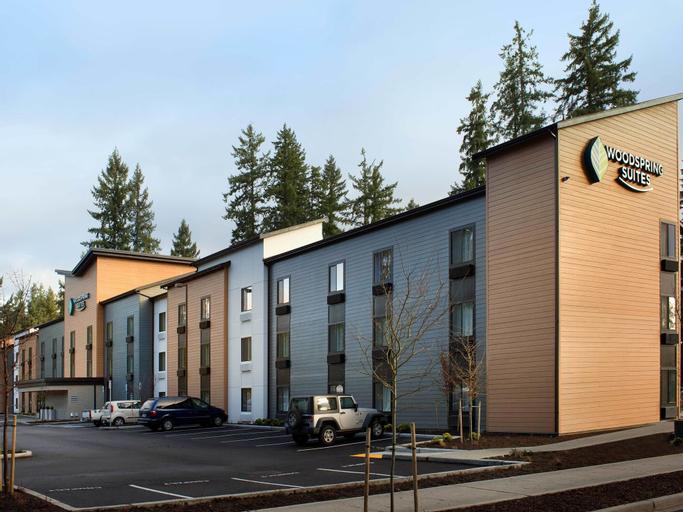 WoodSpring Suites Seattle Redmond, King