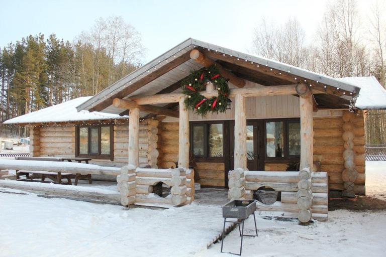 Turisticheskaya derevenka Ecotel, Kirillovskiy rayon