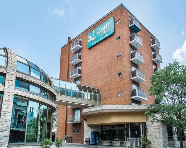 Quality Hotel Fallsview Cascade, Niagara