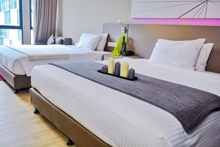 The 12 Suite Empire Damansara, Kuala Lumpur