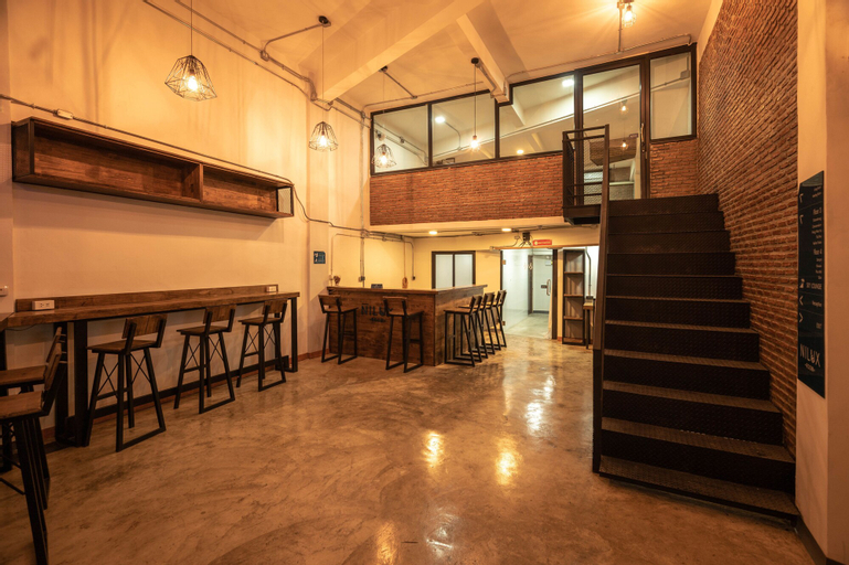 Nilux Room - Hostel, Bangkok Yai