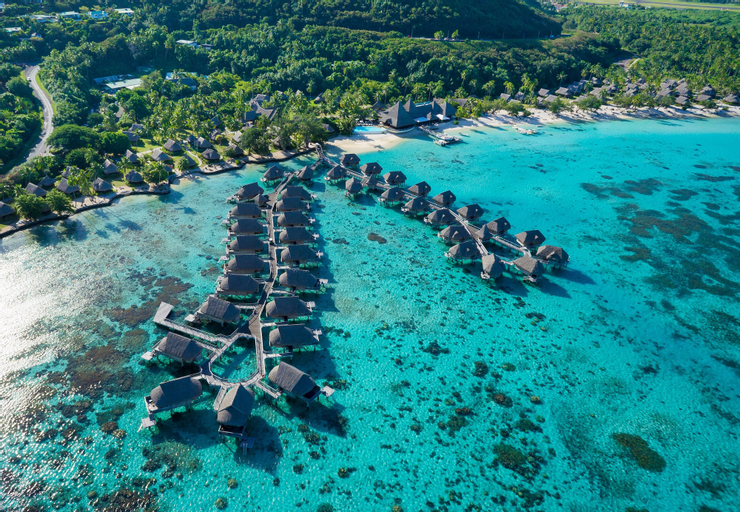 Sofitel Moorea Ia Ora Beach Resort,