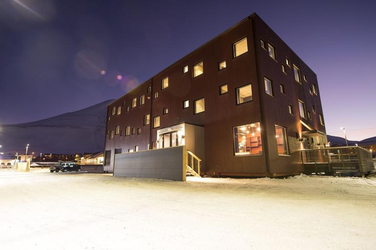 Svalbard Hotell - The Vault,
