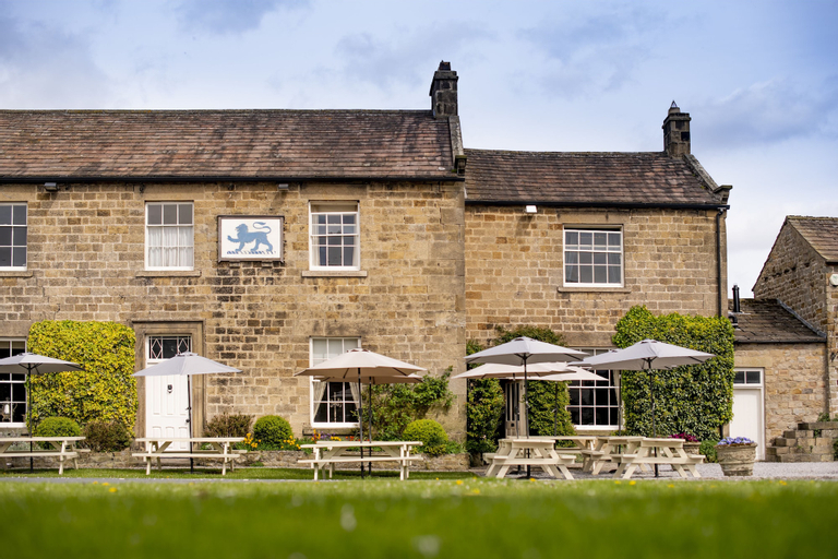 The Blue Lion, North Yorkshire