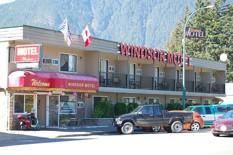 Windsor Motel, Fraser Valley