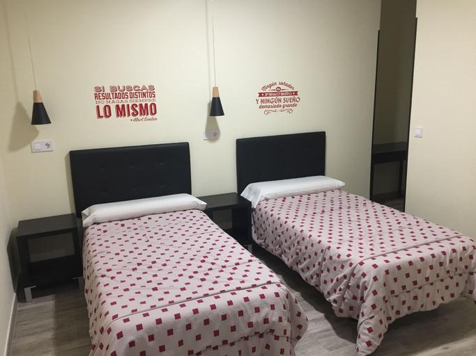 JQC Rooms, Madrid