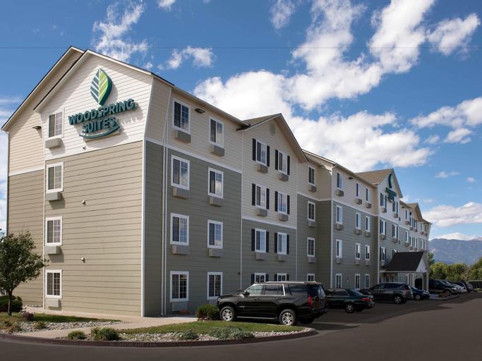 WoodSpring Suites Colorado Springs Airport, El Paso