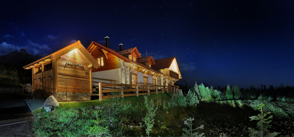 panoraMic Mountain Residence, Poprad