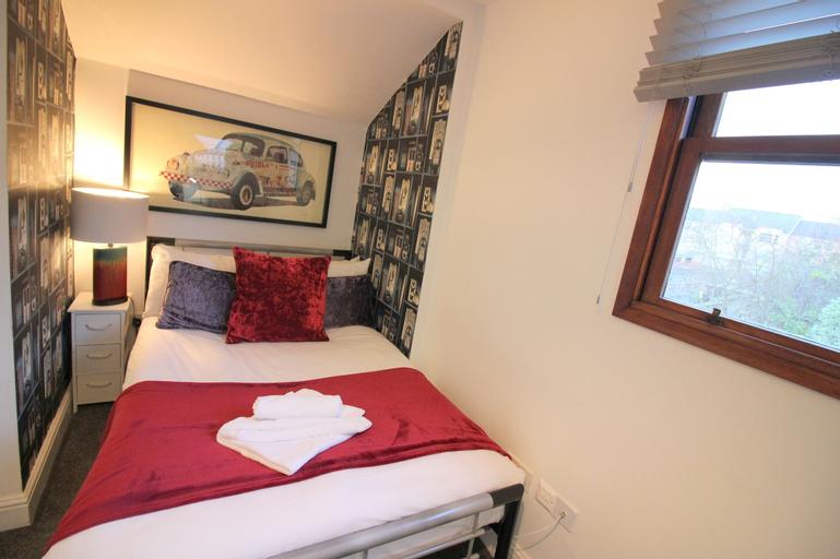 Cambridge City Rooms (SnooozzZ), Cambridgeshire