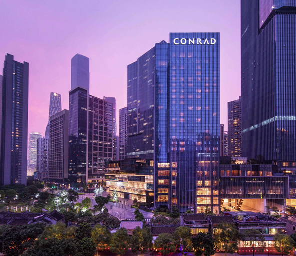 Conrad Guangzhou, Guangzhou