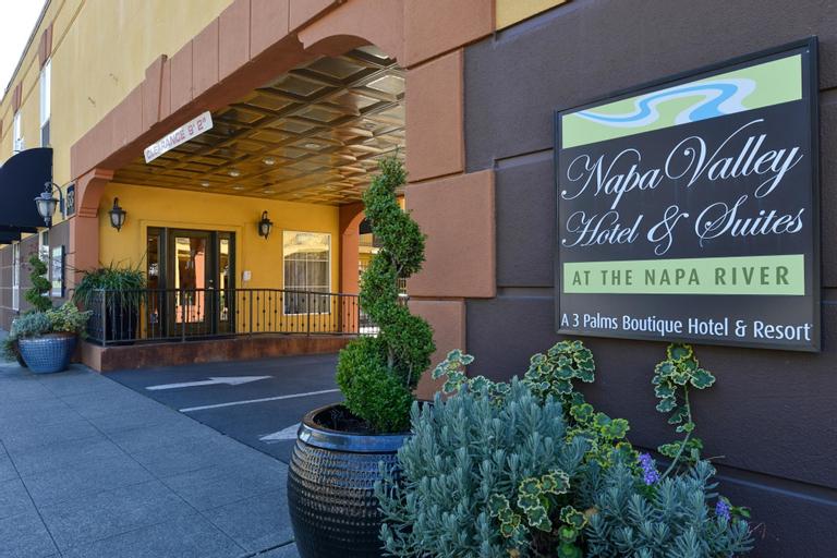3 Palms Napa Valley Hotel & Suites, Napa