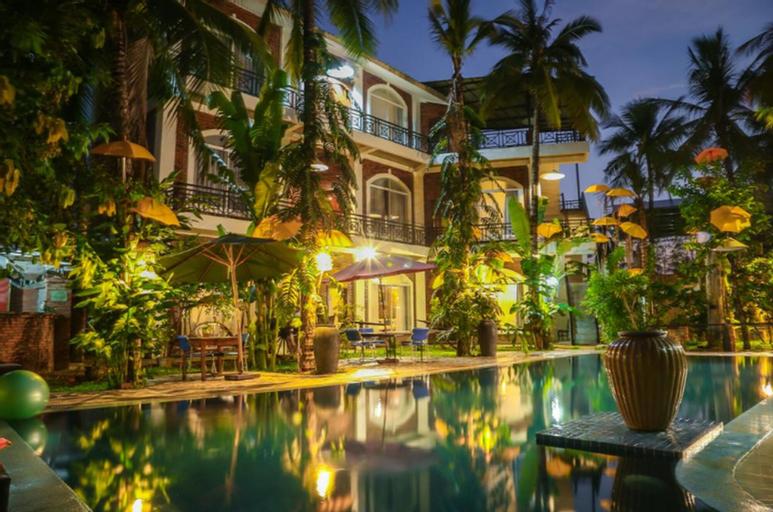 The Coconut House Villa, Svay Pao