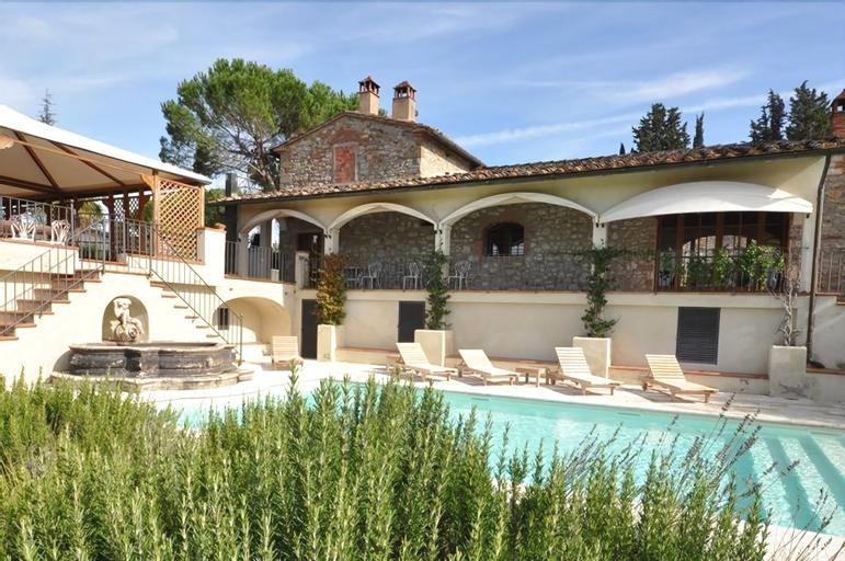 Villa Guia, Arezzo